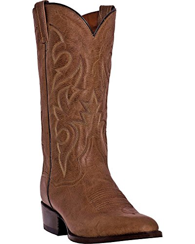 Dan Post Milwaukee Men's Light Brown Leather Boots 12 D