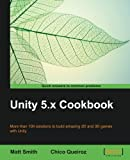 Unity 5.x Cookbook