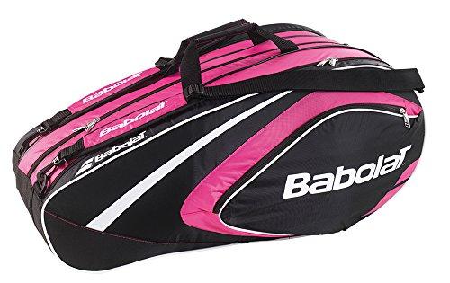 Babolat Club Line 12 Racquet Bag, Pink