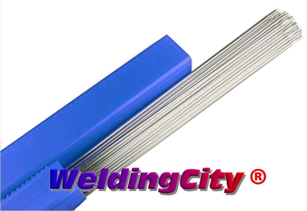 Grade-5 Commercially Pure 0.035x 36 WeldingCity 1-Lb Titanium TIG Welding Rod ERTi-5