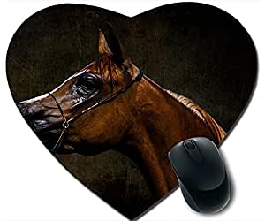 Arabian Horse 2 Mouse Pad Desktop Mousepad Laptop Mousepads Comfortable Office Of Mouse Pad Mat Cute Gaming Mouse Pad