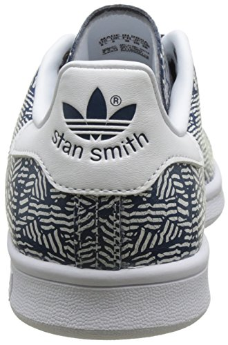 adidas Stan Smith, Zapatillas para Mujer Azul (Collegiate Navy/Collegiate Navy/Footwear White)