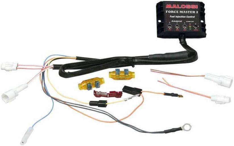 Cdi Moto Malossi Force Master 2 Elektronisches Gehäuse Für Honda 125 Cb R 2018 5518427 Auto