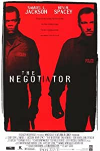Dwayne Thrash The Negotiator Poster Movie Samuel L. Jackson ...