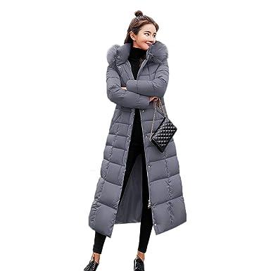 new styles e65be f3179 Nisels Serface Damen Winterjacke Wintermantel | Lange Daunenjacke Jacke  Outwear Frauen Winter Warm | Daunenmantel Arbeiten Sie Festen beiläufigen  ...