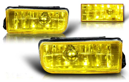 92-98 BMW E36/M3 OEM Fog Lights - (Yellow) Oem Parts Bmw