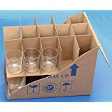Parrett Storage - Box - Glass/Mug Inserts & Dividers - 30 cells
