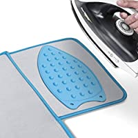 Inditradition Silicone Iron Mat Pad | High Heat Resistant, 27x14 cm