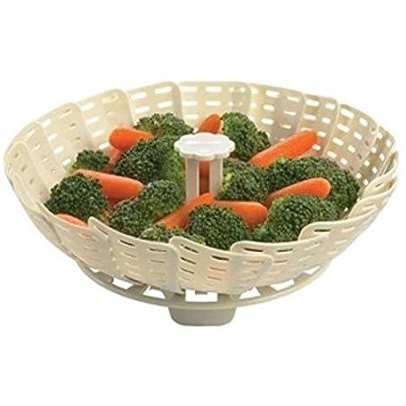 Vaporera de microondas para cocinar verduras Foxrun nuevo en ...