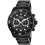 Invicta Men's 21792 Pro Diver Analog Display Quartz Black Watch