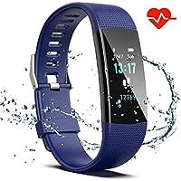 Saikee Fitness Tracker, Activity Tracker Watch with Heart...