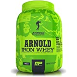 Arnold - Mpharm Arnold Iron Whey 2Lbs Peanut Butter Cup