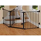 Dog Trained Grateful Gates Free Standing Review