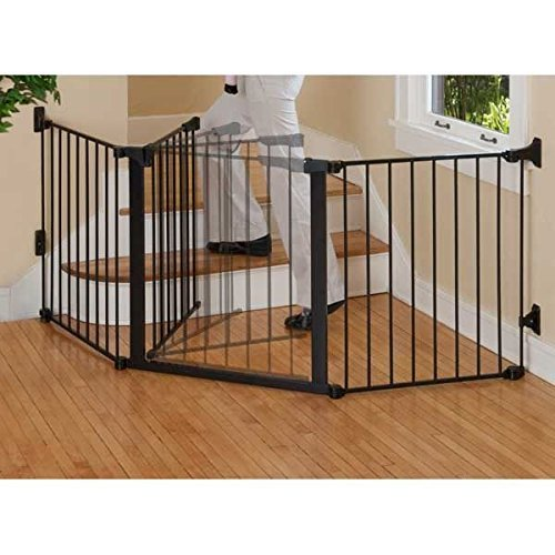Dog Trained Grateful Gates Free Standing by KidCo