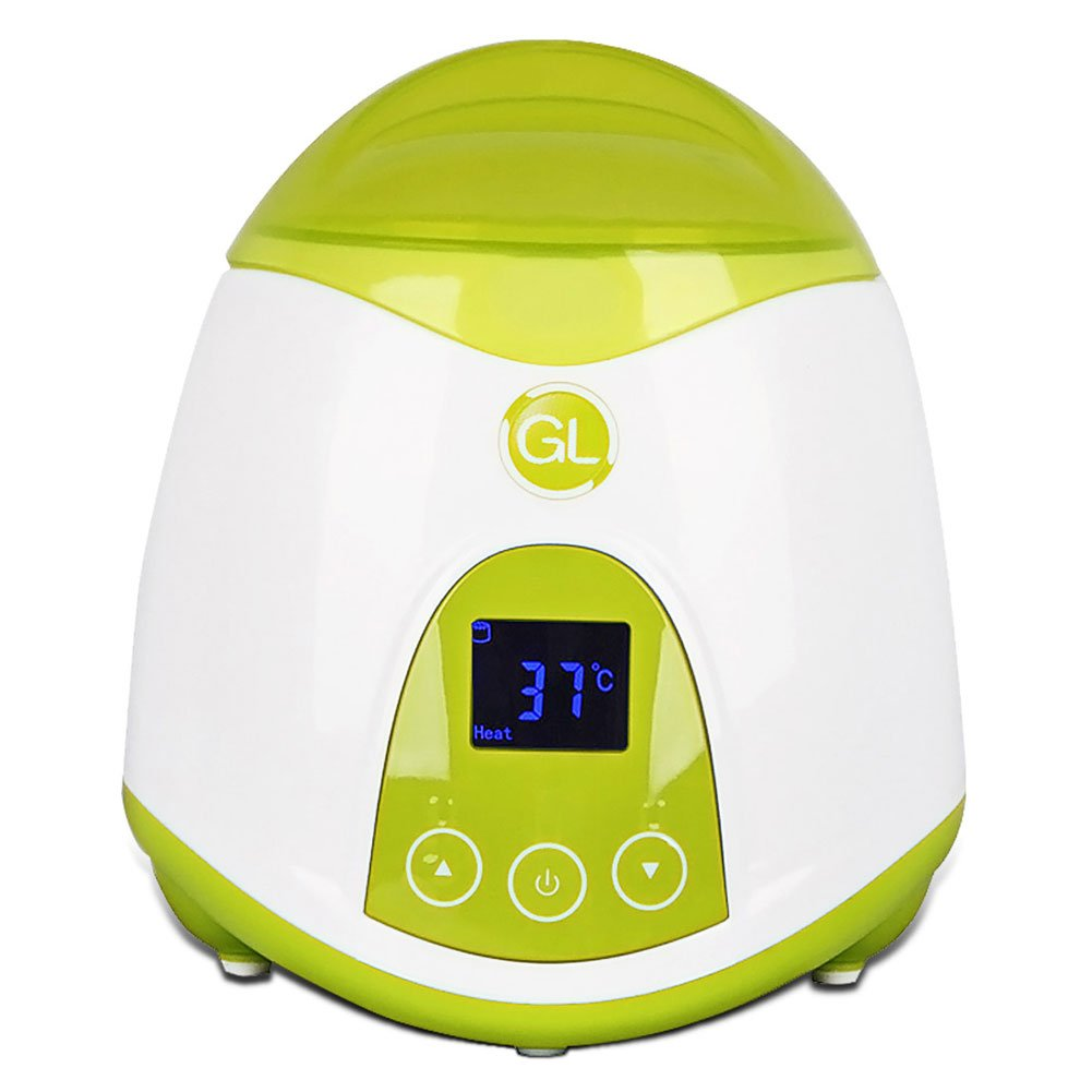 Gland Portable Electric Steam Baby Bottle Warmer and Sterilizer for Breastmilk Food Water with LCD Display and Food Container Ltd