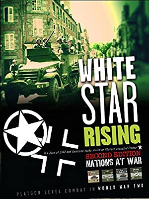 Nations at War White Star Rising (2nd Edition) SW