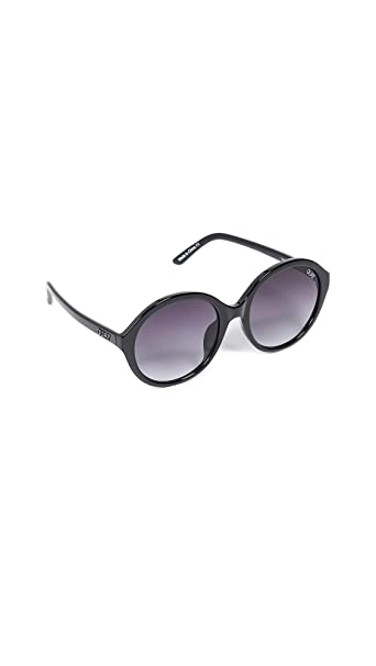 Quay Womens Tinted Love Sunglasses