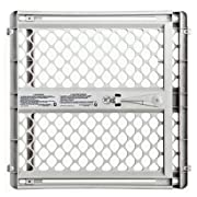 MyPet Universal Pet Gate fits openings 26  to 42  wide and 26  high