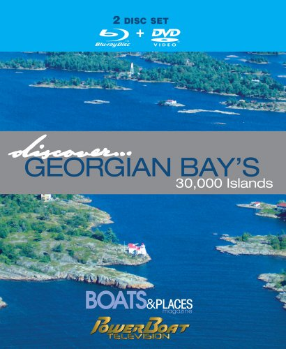 Georgian Place (Boats And Places Digital Discover Georgian Bay's 30000 Islands)