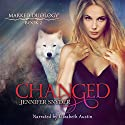 Changed Audiobook by Jennifer Snyder Narrated by Elizabeth Austin