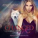 Changed Audiobook by Jennifer Snyder Narrated by Elizabeth Austin