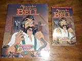 img - for Activity Book & VHS Tape SET; Alexander Graham Bell (Animated Hero Classics) book / textbook / text book