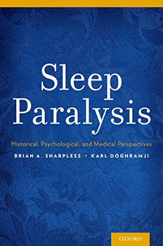 Download Sleep Paralysis: Historical, Psychological, and Medical Perspectives Pdf