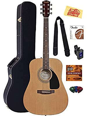 Fender Acoustic Guitar Bundles