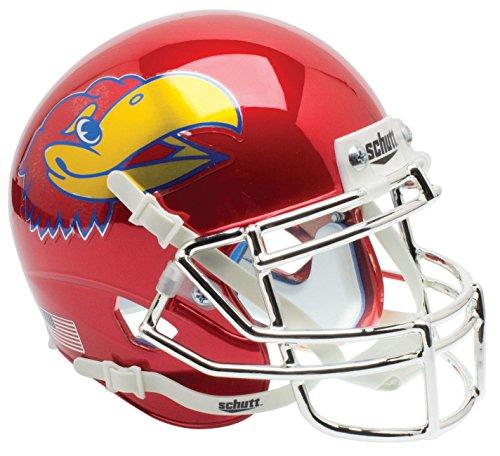 Kansas Jayhawks Helmet - 5