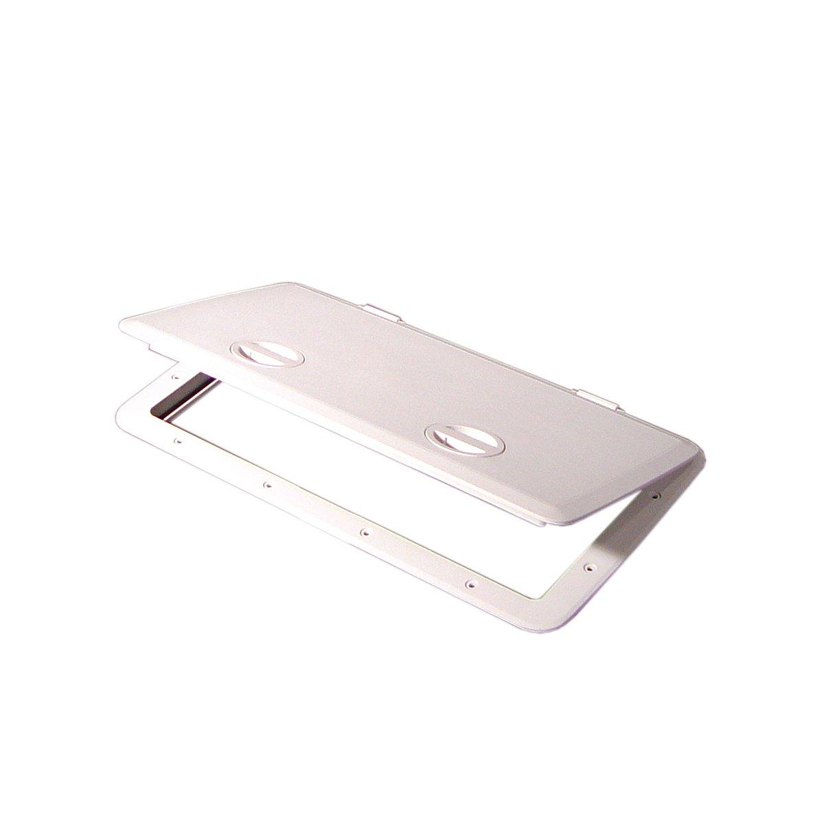 Tempress Products Inc 44530 1323 Cam Hatch W/O Lock White by Tempress