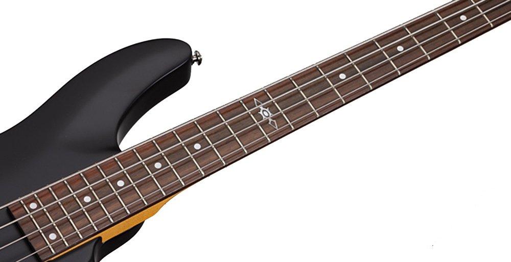 Schecter C-4 Bass sgr by Schecter - Negro - Cuerdas para bajo: Amazon.es: Instrumentos musicales