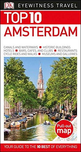 Top 10 Amsterdam (DK Eyewitness Top 10 Travel Guides)
