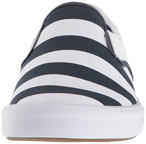 Sperry Top-sider Mens Traceuse Ii Double Marine Baskets Gore / Bande Blanche