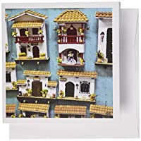 3dRose Typical hand crafts from Cartagena - Greeting Cards, 6 x 6 inches, set of 6 (gc_9975_1)