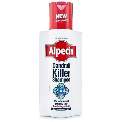 ALPECIN DANDRUFF KILLER SHAMPOO 250ML. [1]: Amazon.es: Belleza