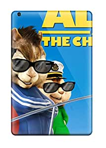 Hot New Premium Case Cover For Ipad Mini 3/ Alvin And The Chipmunks Chipwrecked Protective Case Cover