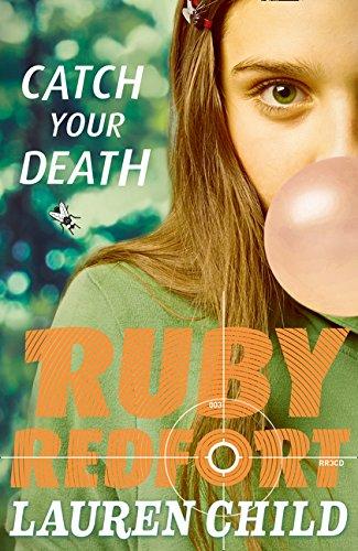 Download Catch Your Death (Ruby Redfort) pdf epub