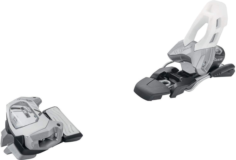 Tyrolia Attack 2 11 GW Alpine Ski Binding | White Silver | Brake 100 L