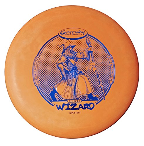 Gateway Wizard Super Soft Putt/Approach Disc 170-175g (Gateway Super Wizard Soft Disc)