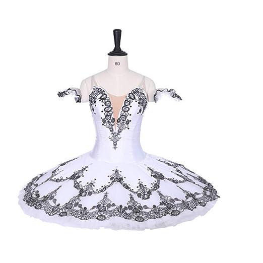 DILIKEXUE Avanzada Personalizada Falda de Ballet Falda Tutu ...