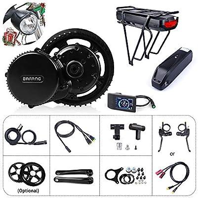 Bafang Bicicleta eléctrica BBS01B 48V 500W Kit de conversión de ...