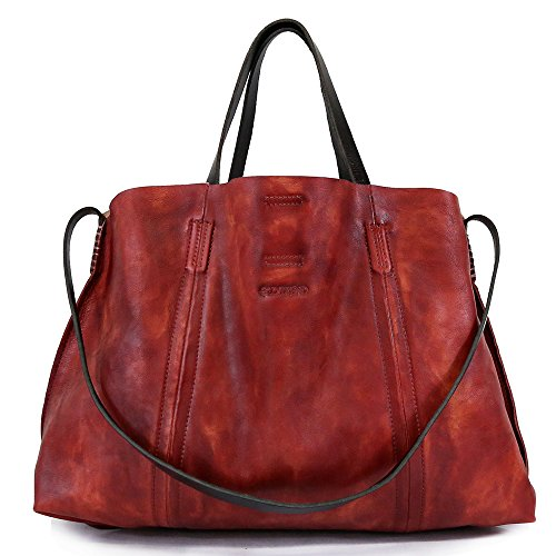 old-trend-hand-painted-eco-genuine-leather-forest-island-collection-dip-dye-tote