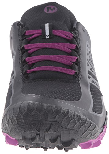 Merrell Nero All Da Running Out Trail Scarpe Donna Wtpf Terra Ice TOTrwa