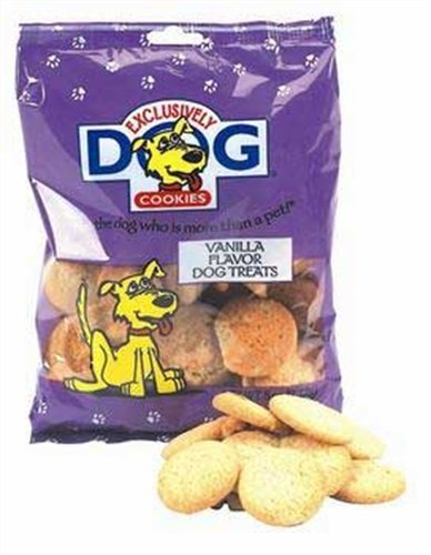 Exclusively Pet Wafer Cookies-Vanilla Flavor, 8-Ounce Package, My Pet Supplies