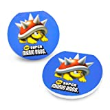 Super Mario Bros. Notepads Party Accessory (8 count)
