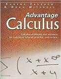 Advantage Calculus, Eugene Zassoko and Doug Mitchell, 1552440982