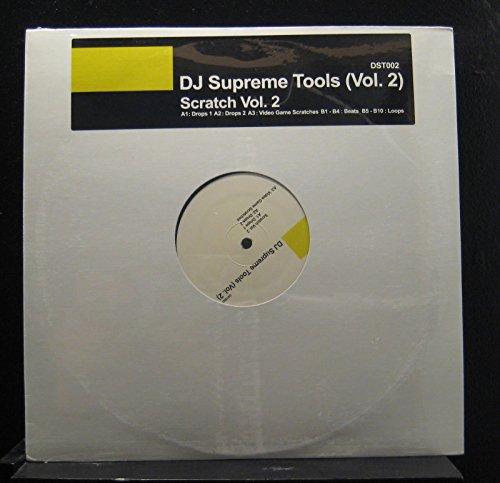 - Unknown Artist - DJ Supreme Tools (Vol 2) - Lp Vinyl Record