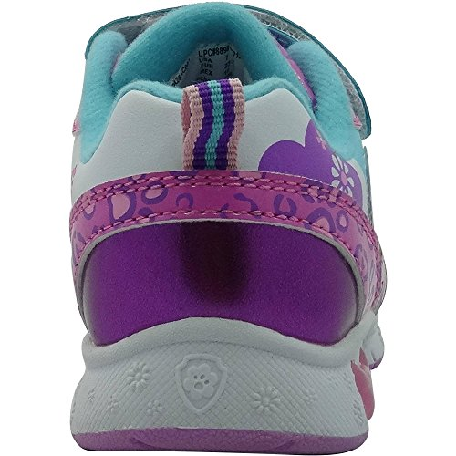 Shoes Light Patrol Skye Girls Sneakers by Up Everest Toddler Paw Pup Power PFZ5wqRW5