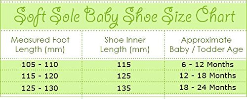 Little Blue Lamb Babyschuhe Lauflernschuhe Sandalen, Größe: 6-12 Monate, Farbe: braun orange braun-orange