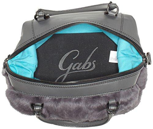 GABS G3 - Bolso de mano Mujer Gris (Dark Grey)